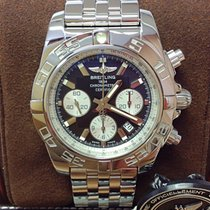 Breitling Chronomat 44 Metallica Brown - Box & Papers 2013