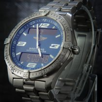 """Breitling Aerospace """"Repetition'' Minutes blue dial Steel -..."""