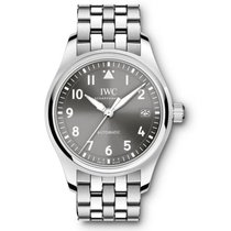 IWC Pilot's Watch Automatic 36 Staal 36mm Grijs