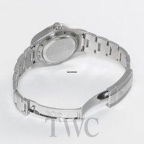 Rolex Milgauss Stahl Blau