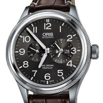 Oris Big Crown ProPilot Worldtimer 01 690 7735 4063-07 1 22 72FC new