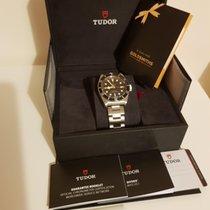 Tudor 79230N Staal Black Bay (Submodel)