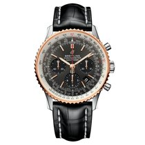 Breitling Navitimer 1 B01 Chronograph 43 Gold/Steel United States of America, Iowa, Des Moines