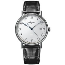Breguet Classique White gold 38mm White Arabic numerals United States of America, New York, New York