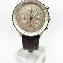 Breitling Montbrillant Steel 38mm No numerals United Kingdom, Leicester