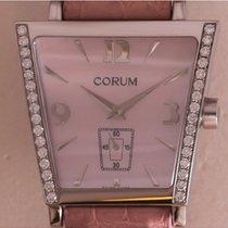 Corum Trapeze Steel 40mm Arabic numerals