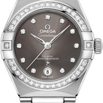 Omega Steel 29mm Automatic 131.15.29.20.56.001 new United States of America, New York, Airmont