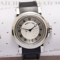 Breguet Steel Automatic 39mm pre-owned Marine