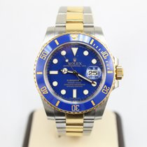Rolex Submariner Date Gold/Steel 40mm No numerals United States of America, Florida, Miami Beach