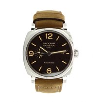 Panerai Radiomir 1940 3 Days Automatic Staal 45mm Zwart