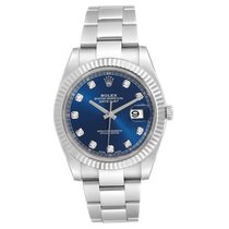Rolex Datejust 126334 2017 pre-owned