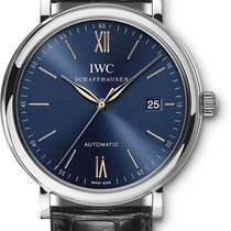 IWC Portofino Automatic new 2019 Automatic Watch with original box and original papers IW356523