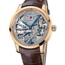 Ulysse Nardin Classic Skeleton Tourbillon 44mm Cеребро Россия, Moscow