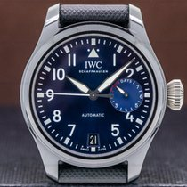 IWC Big Pilot Top Gun Керамика 46mm Aрабские