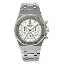 Audemars Piguet 25860ST.OO.1110ST.05 Zeljezo 2000 Royal Oak Chronograph 44mm rabljen
