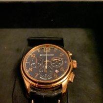 JeanRichard Rose gold Automatic Black Arabic numerals 42mm new Bressel