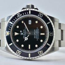 Rolex Sea-Dweller 4000 Stahl 40mm Schwarz Keine Ziffern Deutschland, Iffezheim
