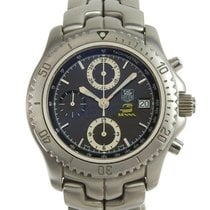 TAG Heuer Link Acciaio 43mm