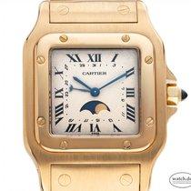 Cartier Santos Galbée 819901 подержанные