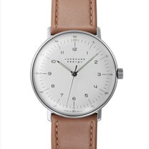 Junghans max bill Hand-winding new 2019 Manual winding Watch with original box and original papers 027/3701.04