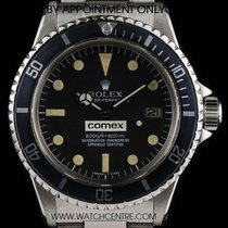 Rolex Sea-Dweller Steel 40mm Black United Kingdom, London