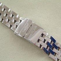 Breitling Teile/Zubehör Damenuhr neu Stahl Stahl
