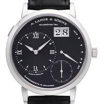 A. Lange & Söhne Grand Lange 1 White gold 41mm Black Roman numerals