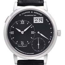 A. Lange & Söhne White gold 41mm Manual winding 117.028 new