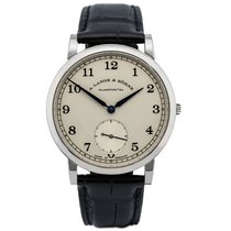 A. Lange & Söhne 235.026 White gold 1815 38.5mm new