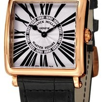 Franck Muller Master Square Rose gold Silver United States of America, New York, Brooklyn