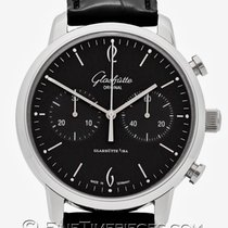 Glashütte Original Sixties Chronograph Acier 42mm Noir