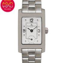 bff9fd1c4271 Baume   Mercier Reloj de dama Hampton 20mm Cuarzo usados Reloj con estuche  y documentos originales