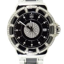 TAG Heuer Formula 1 Lady pre-owned 37mm Ceramic