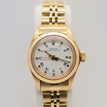 Rolex Oyster Perpetual Lady 18k Yellow Gold