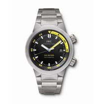 IWC Aquatimer Automatic 2000 pre-owned Titanium