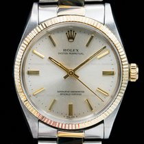 Rolex 1005 Oyster Perpetual 2 Tone Oyster Bracelet (27930)