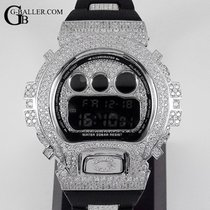 Casio Srebro 53mm nov G-Shock