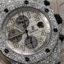 Audemars Piguet Royal Oak Offshore Chronograph Iced Out...