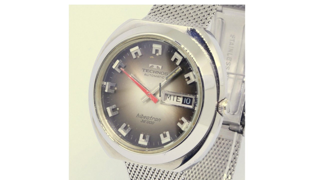 1796242cde1 Technos watches - all prices for Technos watches on Chrono24