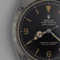 Rolex Explorer Vintage 1016 Gilt
