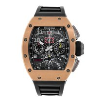 Richard Mille new Automatic 49.94mm Titanium Sapphire Glass