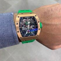 Richard Mille RM 011 usados Oro rosado