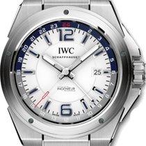 IWC IW324404 Acero Ingenieur Dual Time 43mm