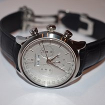 Maurice Lacroix Les Classiques Chronographe Staal 40mm Nederland, Halfweg