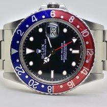 Rolex GMT-Master Stahl 40mm Schwarz Keine Ziffern Deutschland, Iffezheim
