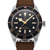 Tudor M79030N-0002 Steel Black Bay Fifty-Eight 39mm