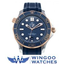 Omega 210.22.42.20.03.002 Staal Seamaster Diver 300 M 41mm