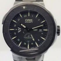 Oris Force Recon GMT Titanium 49mm Black No numerals United States of America, Alabama, Oranjestad