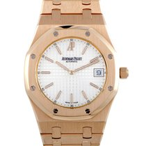 Audemars Piguet Royal Oak Jumbo Rose gold 39mm Silver