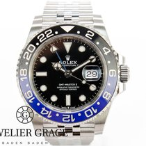 Rolex GMT-Master new 2019 Automatic Watch with original box and original papers 126710 BLNR